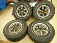 Продам колёса Prado, Safari, Terrano, Pajero Surf/ Bighorn