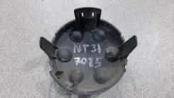 Накладка противотуманной фары. Nissan: X-Trail, Rogue, Tiida Latio, Tiida, Latio QR25DE, M9R, MR20DE, HR16DE