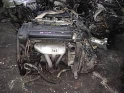 Двигатель Toyota 4A-GE с АКПП и навесным