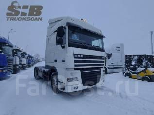 DAF XF105. Продается 2011г. в Новосибирске, 13 000куб. см., 30 000кг., 4x2