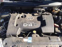 МКПП 6-ст. Toyota Corolla, 2004, 2 л, дизель
