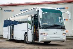 Higer KLQ6119TQ. Higer KLQ 6119TQ, Пригородный автобус, 55 мест