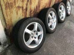 Комплект 16-х зимних колёс (205/55R16 5*114,3)