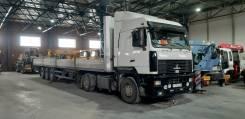 МАЗ 5440А5-330-031. Продаётся седельный тягач МАЗ с п/прицепом, 11 000куб. см., 18 000кг., 4x2