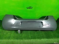 Бампер задний Toyota Yaris 2 06- хетчбек