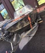 Wyatboat. 2015 год, длина 4,90м., двигатель подвесной, 60,00л.с., бензин