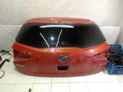 Дверь багажника в сборе со стеклом б. у. оригинал идеальная [AAB6301010Y98] для Lifan X50 [арт. 520514]