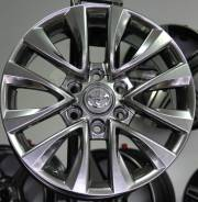 "Toyota. 8.0x18"", 6x139.70, ET25, ЦО 106,2мм."