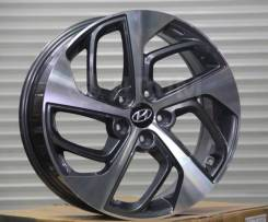 "Hyundai. 7.0x18"", 5x114.30, ET45, ЦО 67,1мм."