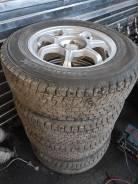 Продам авто шины на дисках 215/70/16 Hankook