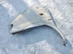 Крыло левое с распила Mitsubishi Delica PE8W 2000года