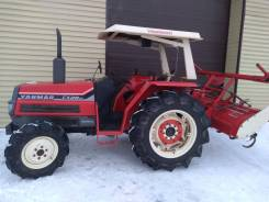 Yanmar. Мини-трактор FX28D +фреза 1,9м., 28,00л.с.