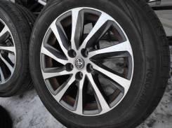 Оригиналы R17 5/114.3 6.5jj ET:33 Toyota Alphard на Yokohama 215/60R17