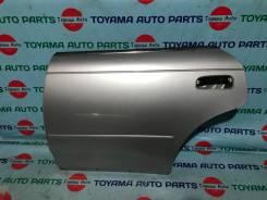 Дверь задняя левая Toyota Mark II GX90 (код краски 199)