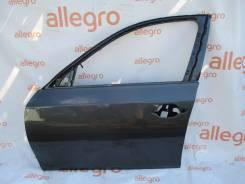 Дверь передняя левая темно-серая BMW 5 E60