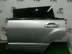 Дверь задняя левая Forester SF5 SF9 цвет 01G |VSG|