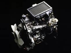 Двигатель Toyota 1KZ-TE в разбор по запчастям