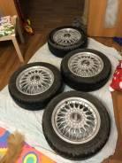 Продам колеса кованые BBS RG Nissan R16 6,5jj +40 205/55 TOYO