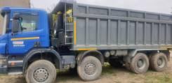 Scania P380. Продам самосвал 2011, 11 705куб. см., 33 000кг., 6x4