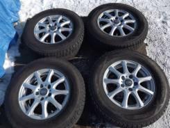 215/70 R15 Dunlop Winter Maxx SJ8 2016г на литье 5*114,3 Dufact