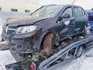 Renault Logan. K4M