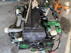 Двигатель в сборе Toyota Mark 2 Chaser Cresta JZX90 1Jzgte Twin Turbo