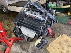 Двигатель в сборе 4A-GE Black BZ-R Trueno 2000