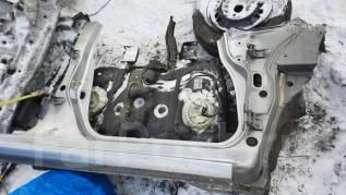 Стойка кузова правая на хонда фит гибрид GP5, GK3, GK5