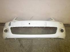 Бампер передний Citroen C-Elysee 2012>