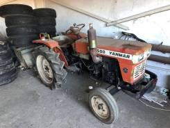 Yanmar. Японский трактор YM1500, 15,00л.с.