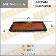 Воздушный фильтр A- 243 Masuma MFA366