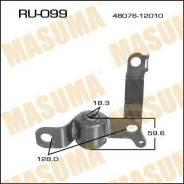 Сайлентблок Masuma Corolla, #E10#, LH -95.06 RU-099, левый RU099