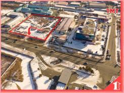 Недвижимость промышленного назначения в черте города. 9 332кв.м., собственность, аренда. Фото участка