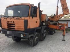 Tatra. Продается автовышка Татра, 12 000куб. см., 50,00м.