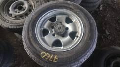 Колеса Эскудо 205/70R15 Dunlop EC203