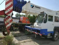 Tadano GT-550E. Автокран Tadano GT550-E