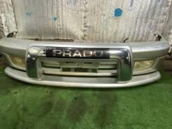 Бампер передний всборе оригинал Prado 95 Japan
