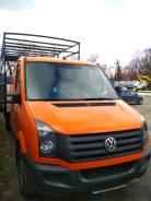 Volkswagen Crafter. , 1 поколение (I рестайлинг), Фургон, 2.0 TDI MT, 1 968куб. см., 3 500кг., 4x2