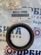 Сальник задней ступицы Toyota GRJ150 KDJ15# TRJ15# URJ150 GX460 GRN28# GSJ15 11/07- OEM 90310-58004