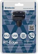 МОДУЛЯТОР DEFENDER RT-EDGE (12-24 В, USB) FM-