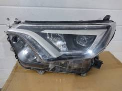 Фара левая Toyota RAV4 (2015 - н. в) LED оригинал