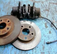 Тормозные диски, суппорта от Toyota Chaser, MARK, Cresta GX81 1GGTE