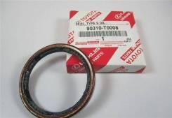 Сальник полуоси RR Toyota LAND Cruiser Prado 9# Оригинал 58/70/7 /90310-58002/ 90310-T0008, правый задний