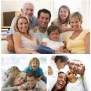 Семейный портрет (без студии)