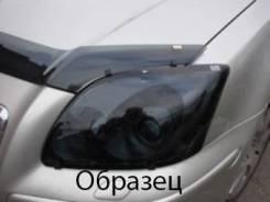 Защита фар тонированная Subaru Forester, 2005