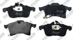 Тормозные колодки TG-1562/PN0355* Ti·GUAR Ti-Guar, левый передний/задний