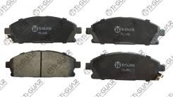 Тормозные колодки TG-450/PN2389* Ti·GUAR Ti-Guar [TG450], передний TG450
