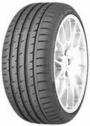 Continental ContiSportContact 3, FR RFT 245/45 R19 98W