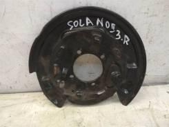 Пыльник диска тормозного заднего правого Lifan Solano II 2016 (УТ000028211)