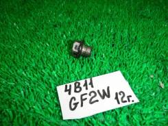Пробка поддона сливная Mitsubishi 4G63 4G64 4G15 4G13 4G93 4G94 4B11 MD050316